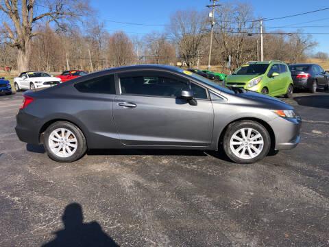 2012 Honda Civic for sale at Westview Motors in Hillsboro OH