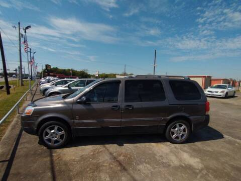 2005 Saturn Relay for sale at BIG 7 USED CARS INC in League City TX