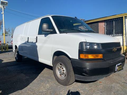 2019 Chevrolet Express Cargo for sale at Best Buy Quality Cars in Bellflower CA