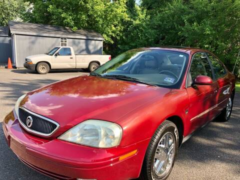 2003 Mercury Sable for sale at Perfect Choice Auto in Trenton NJ