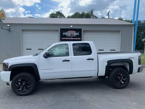 2011 Chevrolet Silverado 1500 for sale at Jack Foster Used Cars LLC in Honea Path SC