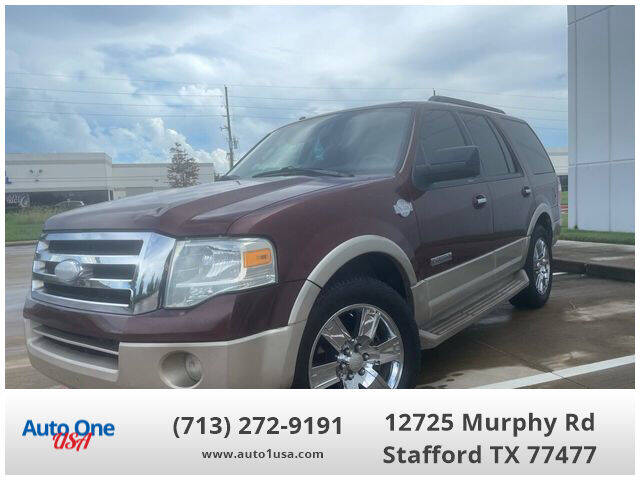 2008 Ford Expedition for sale at Auto One USA in Stafford TX