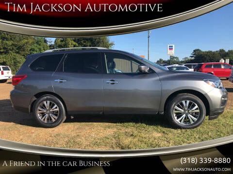 2020 Nissan Pathfinder for sale at Tim Jackson Automotive in Jonesville LA