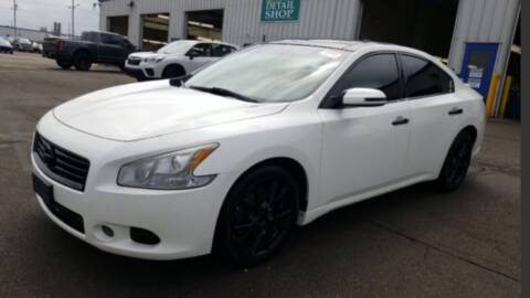 2012 Nissan Maxima for sale at Perfect Auto Sales in Palatine IL