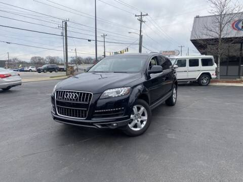 2013 Audi Q7 for sale at Auto Credit Group in Nashville TN