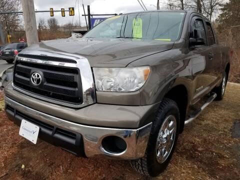 2011 Toyota Tundra for sale at Howe's Auto Sales in Lowell MA