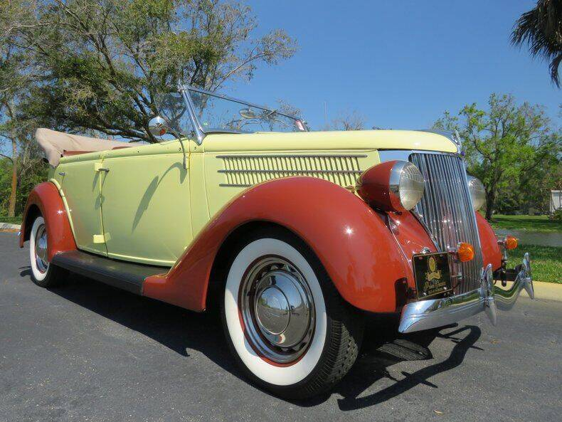 1936 Ford Deluxe for sale in Lakeland, FL