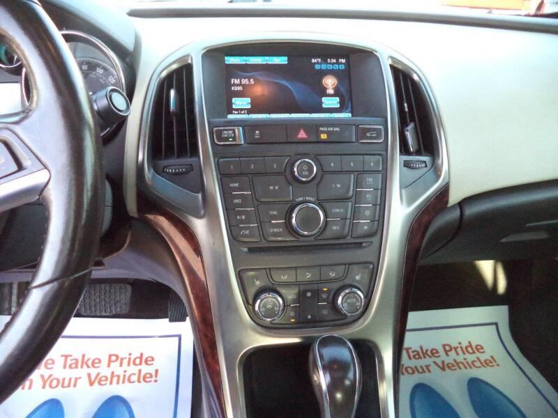 2012 Buick Verano Leather Group 4dr Sedan - Sioux City IA