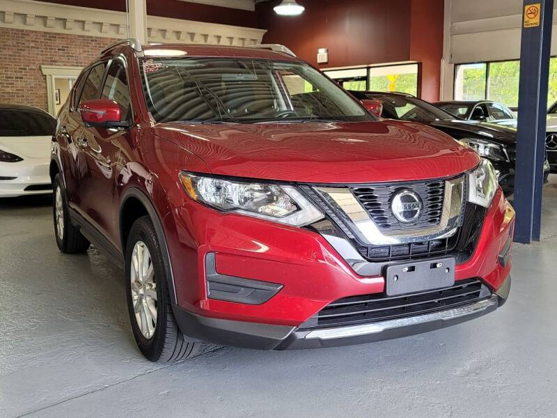 2018 Nissan Rogue for sale at AW Auto & Truck Wholesalers  Inc. in Hasbrouck Heights NJ