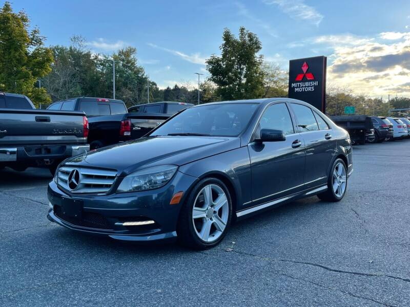 2011 Mercedes-Benz C-Class for sale at Midstate Auto Group in Auburn MA