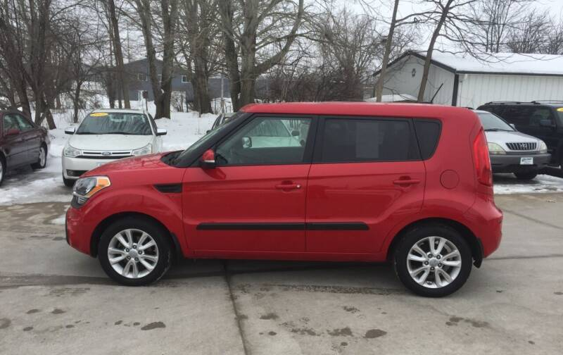2012 Kia Soul for sale at 6th Street Auto Sales in Marshalltown IA