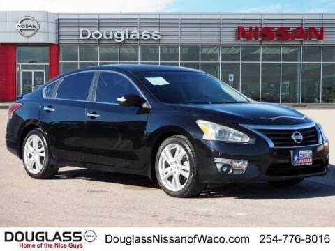 2015 Nissan Altima for sale at Douglass Automotive Group in Central Texas TX