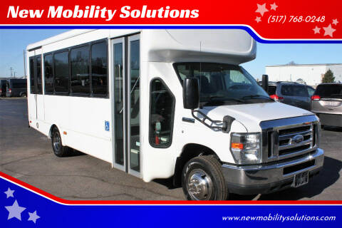 2013 Ford E-Series Chassis for sale at New Mobility Solutions in Jackson MI