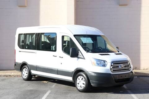 2017 Ford Transit Passenger for sale at El Compadre Trucks in Doraville GA