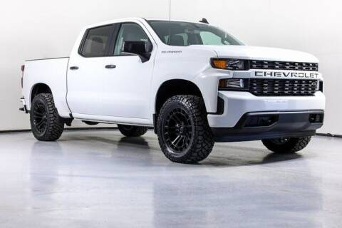2019 Chevrolet Silverado 1500 for sale at Truck Ranch in Logan UT