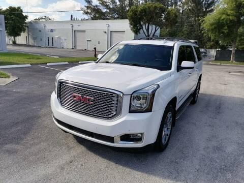 2016 GMC Yukon XL for sale at Best Price Car Dealer in Hallandale Beach FL