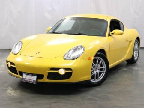 2007 Porsche Cayman for sale at United Auto Exchange in Addison IL