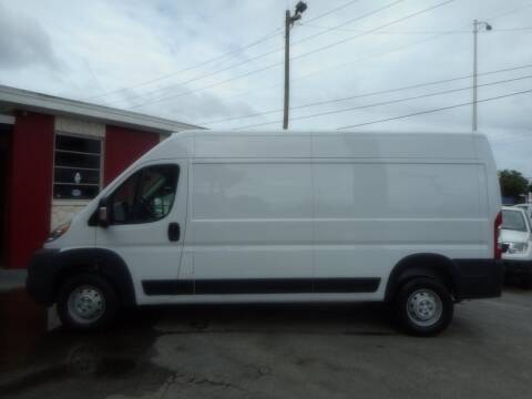 2016 RAM ProMaster Cargo for sale at Florida Suncoast Auto Brokers in Palm Harbor FL