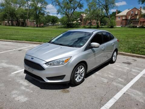 2015 Ford Focus for sale at RENNSPORT Kansas City in Kansas City MO
