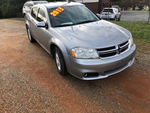 2013 Dodge Avenger for sale at Speed Auto Inc in Charlotte NC