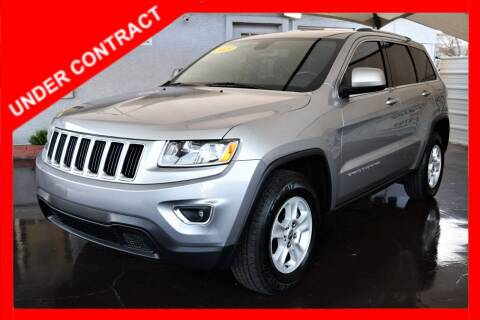 2015 Jeep Grand Cherokee for sale at 1st Class Motors in Phoenix AZ