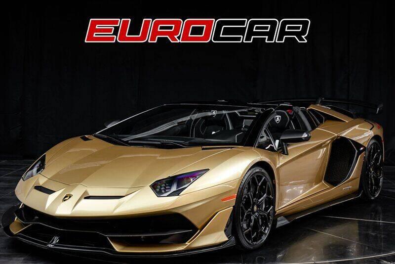 2020 Lamborghini Aventador for sale in Costa Mesa, CA
