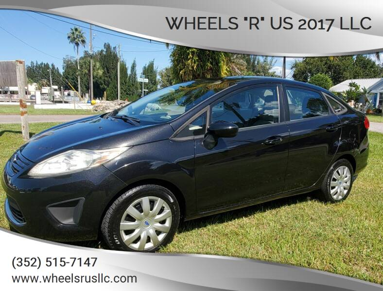 "2011 Ford Fiesta for sale at WHEELS ""R"" US 2017 LLC in Hudson FL"