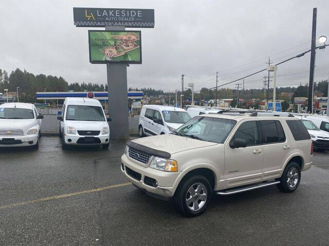 2005 Ford Explorer for sale at Lakeside Auto in Lynnwood WA