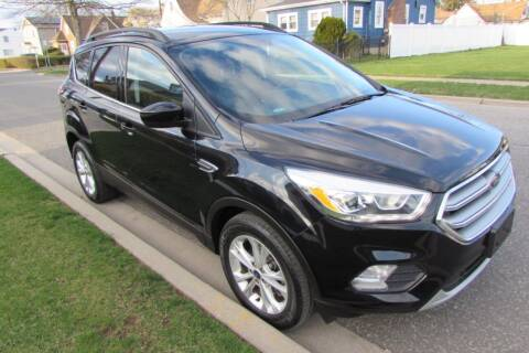 2017 Ford Escape for sale at First Choice Automobile in Uniondale NY