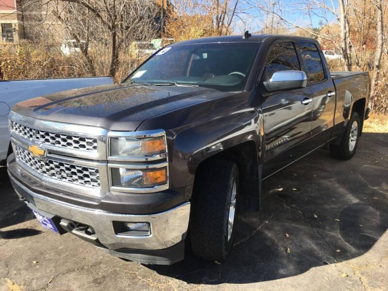 2014 Chevrolet Silverado 1500 for sale at 4X4 Auto Sales in Durango CO