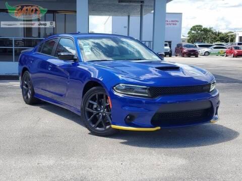2021 Dodge Charger for sale at GATOR'S IMPORT SUPERSTORE in Melbourne FL