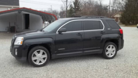 2011 GMC Terrain for sale at MIKE'S CYCLE & AUTO - Mikes Cycle and Auto (Liberty) in Liberty IN