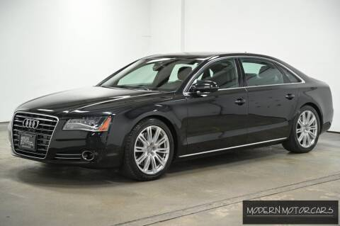 2014 Audi A8 L for sale at Modern Motorcars in Nixa MO