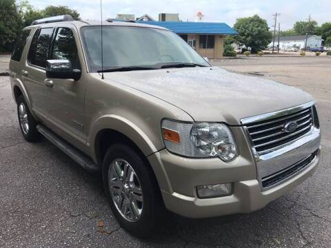 2007 Ford Explorer for sale at Cherry Motors in Greenville SC