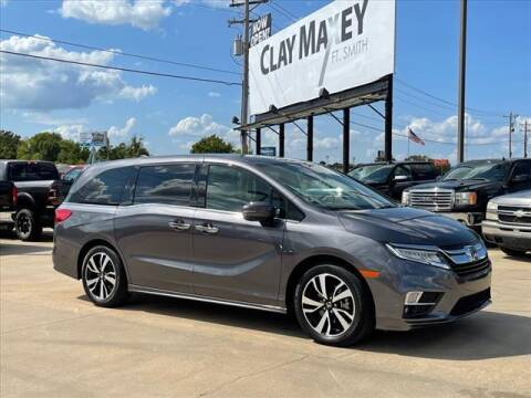 2019 Honda Odyssey for sale at Clay Maxey Fort Smith in Fort Smith AR