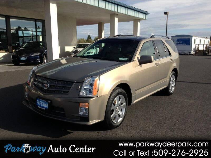 2007 Cadillac SRX for sale at PARKWAY AUTO CENTER AND RV in Deer Park WA