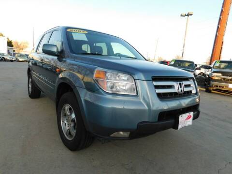 2007 Honda Pilot for sale at AP Auto Brokers in Longmont CO