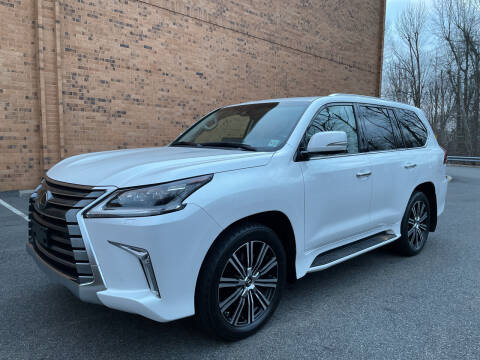 2018 Lexus LX 570 for sale at Vantage Auto Group - Vantage Auto Wholesale in Lodi NJ
