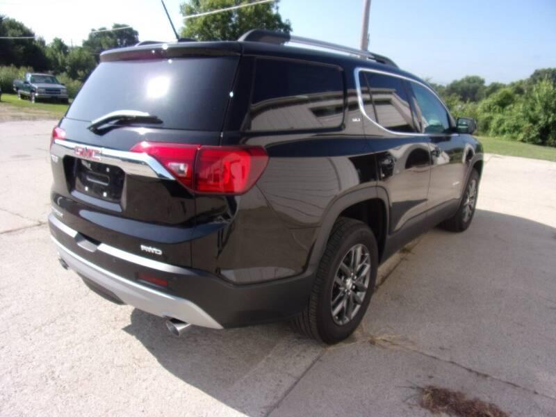 2018 GMC Acadia 4x4 SLT-1 4dr SUV - Wisner NE