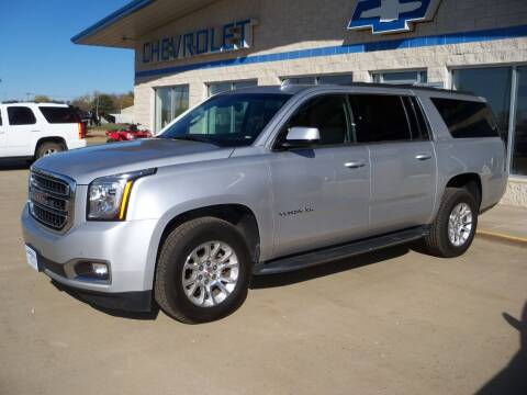 2017 GMC Yukon XL for sale at Tyndall Motors in Tyndall SD