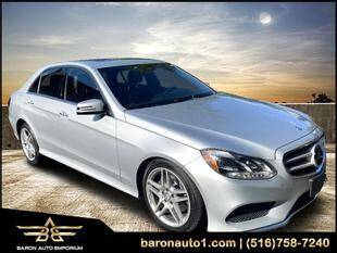 2014 Mercedes-Benz E-Class for sale in Roslyn Heights, NY