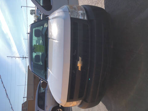 2008 Chevrolet Silverado 1500 for sale at American Auto Group LLC in Saginaw MI