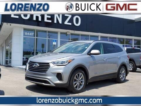 2018 Hyundai Santa Fe for sale at Lorenzo Buick GMC in Miami FL