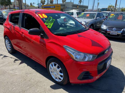 2016 Chevrolet Spark for sale at North County Auto in Oceanside CA