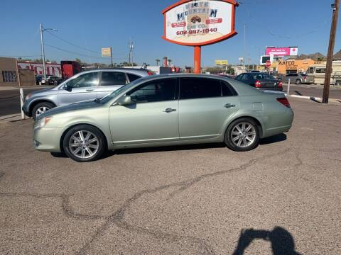2008 Toyota Avalon for sale at North Mountain Car Co in Phoenix AZ