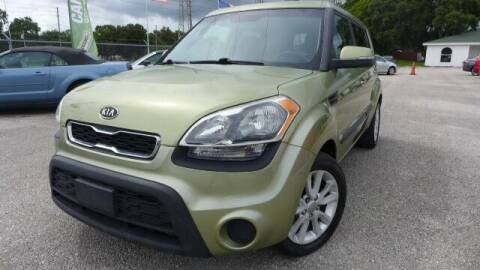 2012 Kia Soul for sale at Das Autohaus Quality Used Cars in Clearwater FL