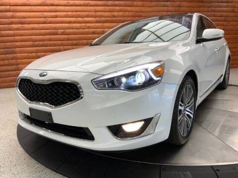 2016 Kia Cadenza for sale at Dixie Motors in Fairfield OH