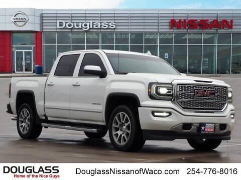 2018 GMC Sierra 1500 for sale at Douglass Automotive Group - Douglas Nissan in Waco TX