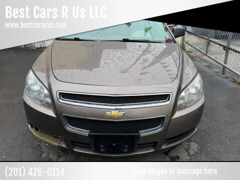 2011 Chevrolet Malibu for sale at Best Cars R Us LLC in Irvington NJ