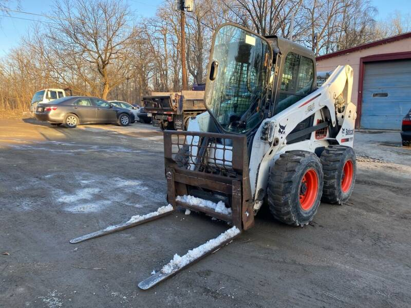 2013 Bobcat S650 for sale at D & M Auto Sales & Repairs INC in Kerhonkson NY